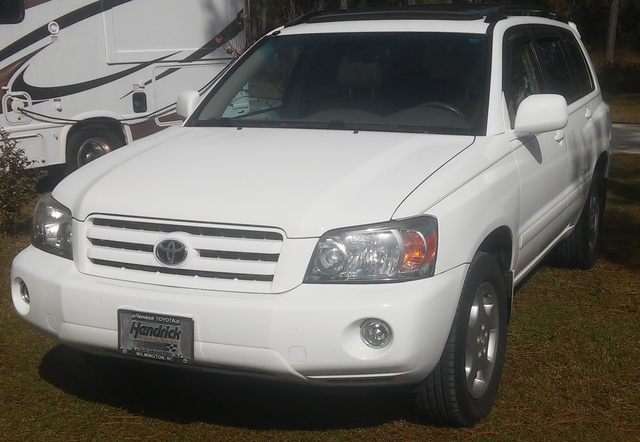 Picture of 2007 Toyota Highlander Limited V6