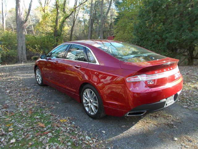 Picture of 2016 Lincoln MKZ AWD, exterior, gallery_worthy
