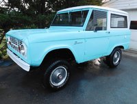 1970 Ford Bronco Picture Gallery