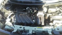 Picture of 2012 Nissan Versa 1.6 S, interior, engine, gallery_worthy