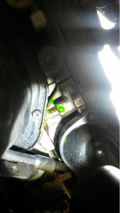 Subaru Outback Questions - coolent leak 2001 Subaru 2 5