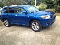 2009 Toyota Highlander Overview