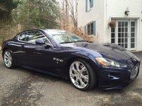 Picture of 2012 Maserati GranTurismo S, exterior, interior, gallery_worthy