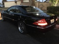 Picture of 2002 Mercedes-Benz CL-Class CL 600 Coupe, engine, gallery_worthy