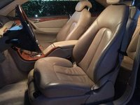 Picture of 2002 Mercedes-Benz CL-Class CL 600 Coupe, interior, gallery_worthy