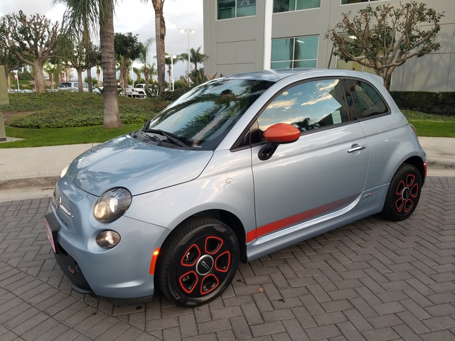 Picture of 2015 FIAT 500e, gallery_worthy