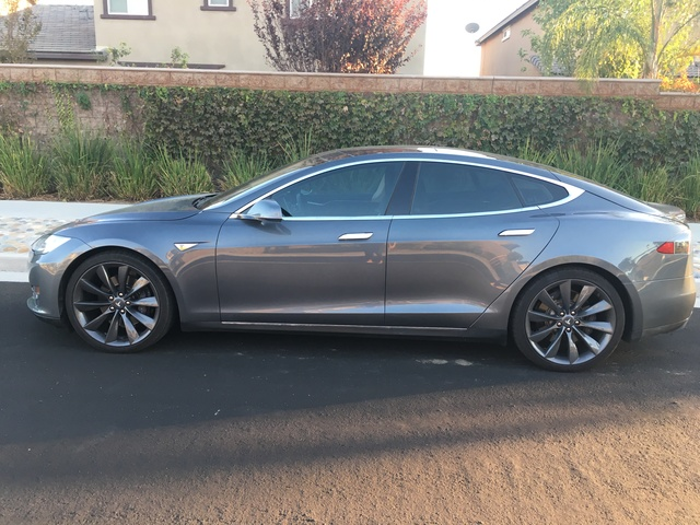 Picture of 2013 Tesla Model S Performance, gallery_worthy