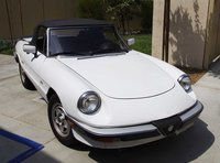 Picture of 1989 Alfa Romeo Spider, exterior, gallery_worthy