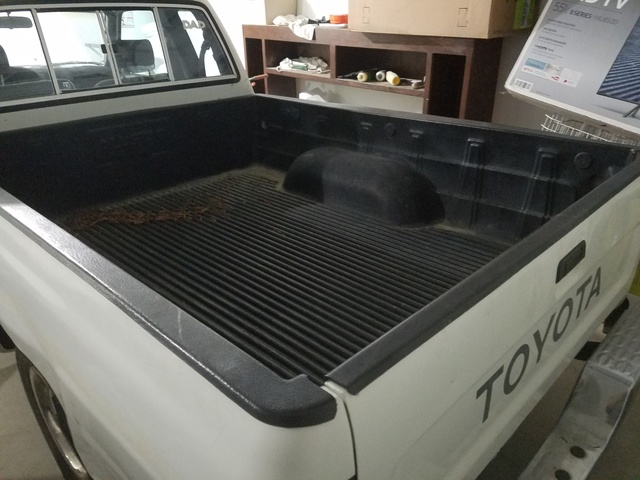 Picture of 1991 Toyota Pickup 2 Dr Deluxe Extended Cab SB