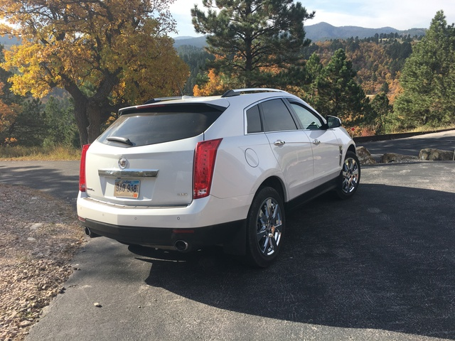 Picture of 2012 Cadillac SRX Performance AWD