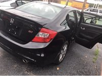 Picture of 2012 Honda Civic Si w/ Navigation, exterior, gallery_worthy
