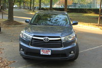 Picture of 2015 Toyota Highlander Limited AWD, interior, gallery_worthy