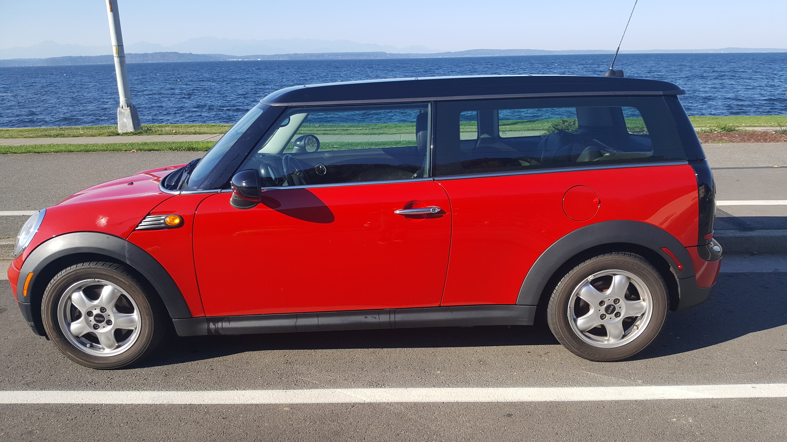 MINI Cooper Clubman Questions - Low Price suggestion compared to ...