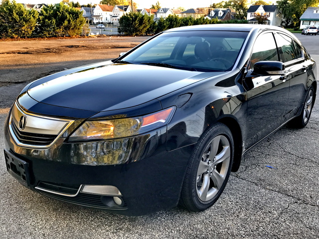 Picture of 2012 Acura TL SH-AWD