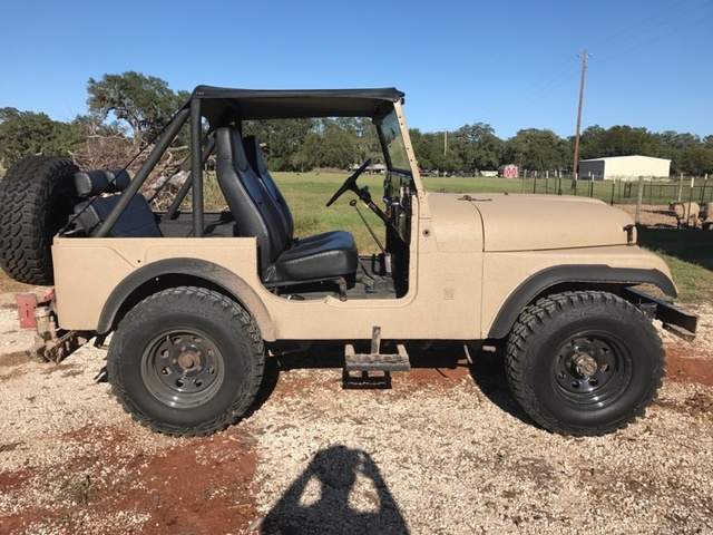 Picture of 1968 Jeep CJ-5, gallery_worthy