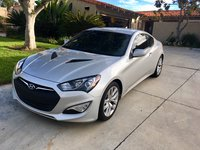 Picture of 2014 Hyundai Genesis Coupe 2.0T Premium, gallery_worthy