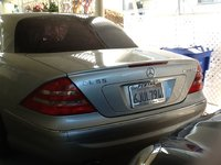 Picture of 2001 Mercedes-Benz CL-Class CL 55 AMG, gallery_worthy