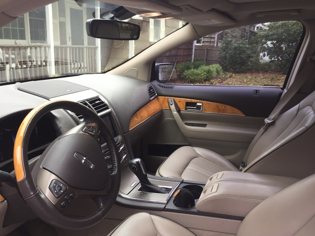 Picture of 2012 Lincoln MKX AWD, gallery_worthy
