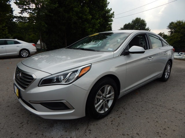 Hyundai Sonata Questions - Who has the highest mileage on there