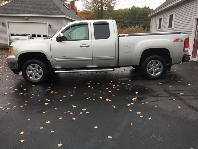 Picture of 2011 GMC Sierra 1500 SLT Ext. Cab 4WD