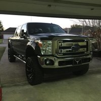 Picture of 2016 Ford F-250 Super Duty Lariat Crew Cab 4WD, gallery_worthy