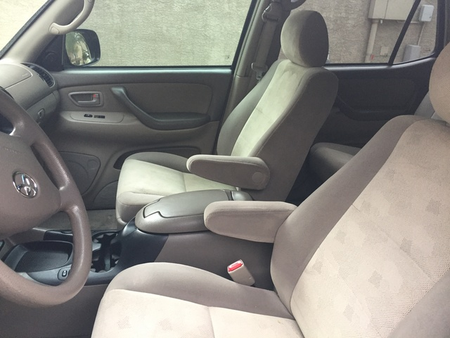 Picture of 2007 Toyota Sequoia 4 Dr SR5 V8, gallery_worthy