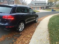Picture of 2014 Volkswagen Touareg TDI Executive, gallery_worthy