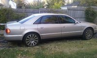 Picture of 2000 Audi A8 L quattro AWD, gallery_worthy
