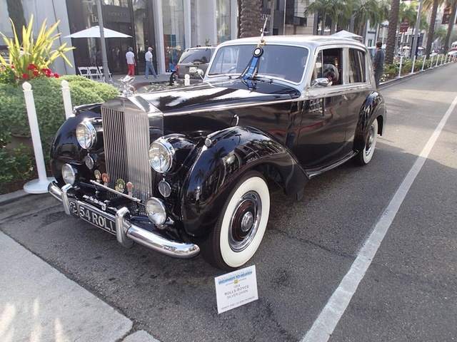 Picture of 1953 Rolls-Royce Silver Dawn Base, gallery_worthy