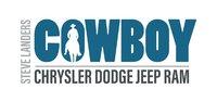 Cowboy Chrysler Dodge Jeep Ram logo