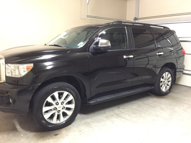 Picture of 2012 Toyota Sequoia Limited 5.7L