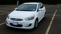 Picture of 2016 Hyundai Accent SE Hatchback, exterior, gallery_worthy