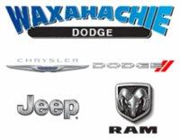 Waxahachie Dodge Chrysler Jeep logo
