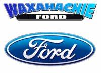 Waxahachie Ford logo