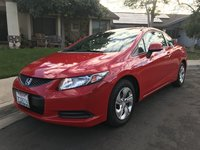 Picture of 2013 Honda Civic Coupe LX, gallery_worthy
