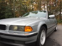 1996 BMW 7 Series Overview