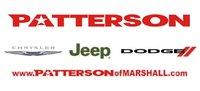 Patterson Chrysler Jeep Dodge logo