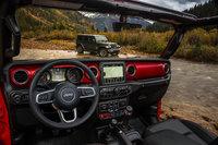 2018 Jeep Wrangler, Dash & interior, interior, manufacturer, gallery_worthy