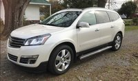 Picture of 2014 Chevrolet Traverse LTZ AWD, exterior, gallery_worthy