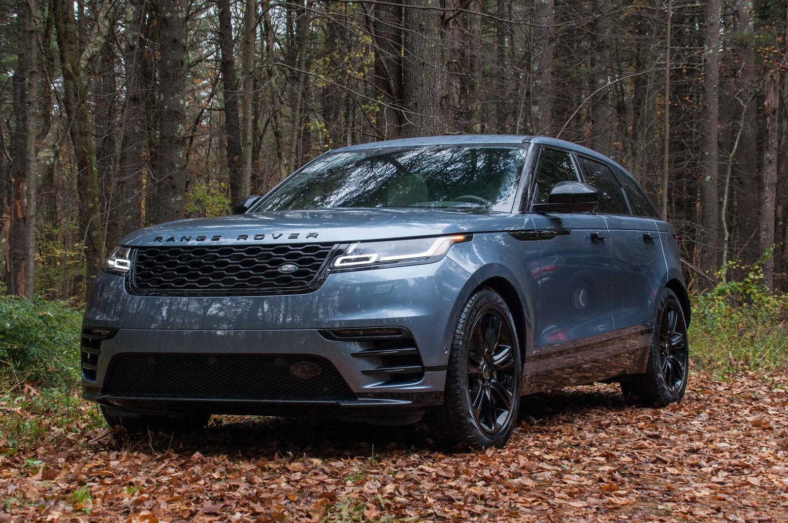 2018 Land Rover Range Rover Velar Overview Cargurus