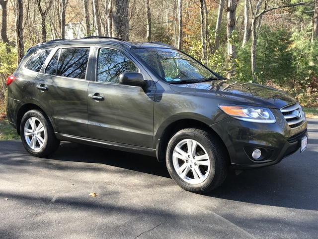 Picture of 2012 Hyundai Santa Fe Limited AWD