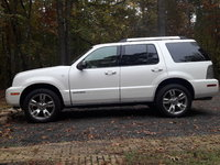 Picture of 2010 Mercury Mountaineer Premier, exterior, gallery_worthy