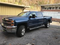 Picture of 2017 Chevrolet Silverado 2500HD Work Truck Crew Cab SB 4WD, exterior, gallery_worthy