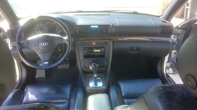 2002 Audi S4 Interior Pictures Cargurus