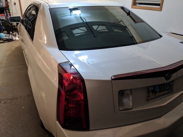 Picture of 2004 Cadillac CTS RWD, gallery_worthy