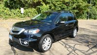 Picture of 2011 Acura RDX SH-AWD with Technology Package, gallery_worthy