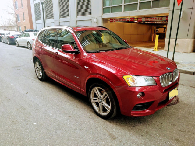 Picture of 2014 BMW X3 xDrive35i AWD, gallery_worthy