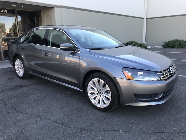 Picture of 2013 Volkswagen Passat TDI SE w/ Sunroof
