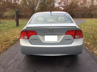 Picture of 2008 Honda Civic Hybrid FWD, gallery_worthy
