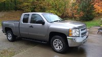 Picture of 2012 Chevrolet Silverado 1500 LS Ext Cab 4WD, exterior, gallery_worthy